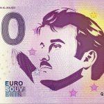0 Euro Schein Souvenir 0 Euro Banknotes Tamim Al Majed Qatar 2019-1 QAAA