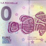 0 euro souvenir Aquarium la Rochelle 2019-4 france