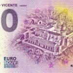0 euro souvenir Cabo Sao Vicente 2019-2 sagres zero euro banknote