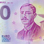 0 euro souvenir Cosme Damiao 2019-6