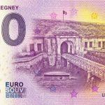 0 euro souvenir Fort D´Uxegney 2019-1