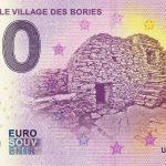 0 euro souvenir Gordes - Le Village des Bories 2019-2