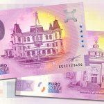 0 euro souvenir Mauzóleum Andrássyovcov 2020-2 Kastiel Betliar 2020-1 zero euro bankovka slovensko