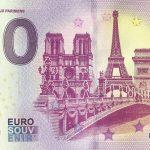 0 euro souvenir Paris 2019-1 France bateaux parisiens