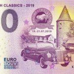 0 euro souvenir Rheinbach Classics – 2019-1 billet banknote france
