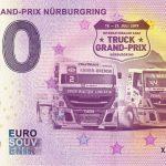 0 euro souvenir Truck-Grand-Prix Nürburgring 2019-3 banknote france billet