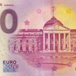 0 euro souvenir Wiesbaden 2019-1 kurhaus zero euro germany