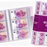 0 euro souvenir album zero schein billet 420 banknotes