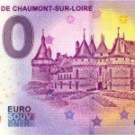 0 euro souvenir banknote Domaine de Chaumont-sur-Loire 2020-2 zeroeuro
