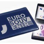 0 euro souvenir billet album zero schein banknotes 40 pocket