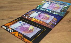 0-euro-souvenir-croatia-2019-1-dubrovnik-pula-zagreb-billets