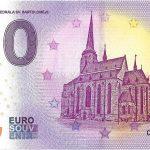 0 euro souvenir plzen 2019-1 czech republic banknote