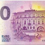 0 euro souvenir slovensko Prešov 2019-1 slovakia banknote