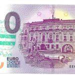 0 euro souvenir slovensko Prešov 2019-1 slovakia banknote peciatka