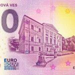 0 euro souvenir slovensko Spišská Nová Ves 2019-1 slovakia banknote