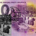 50. výročie okupácie 2018-1 známka a pečiatka