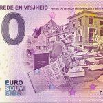 75 Jaar Vrede en Vrijheid 2020-2 0 euro souvenir banknotes netherlands