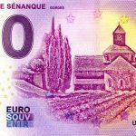 Abbaye de Sénanque 2018-1 gordes 0 euro