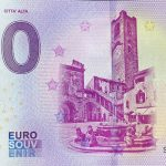 Bergamo 2019-1 0 euro souvenir italy
