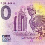 Canakkale 1915-1916 2019-1 0 euro souvenir