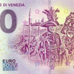 Carnevale di Venezia 2019-1 0 euro souvenir