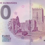 Castelo de Guimaraes 2018-1 zero euro schein billet