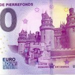 Chateau de Pierrefonds 2018-1 0 euro
