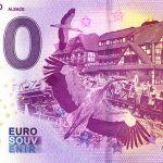 Cigoland 2018-1 alsace 0 euro billet schein
