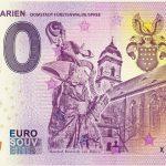 Dom St. Marien 2019-1 0 euro schein souvenir domstadt furstenwalde spree