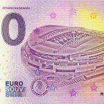 FC Porto 2019-4 0 euro souvenir bankovka estadio do dragao
