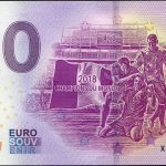 FRANCE champions du monde 2018-2-FR 0 euro souvenir bankovka slovensko zero euro banknote