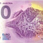 Hallstatt – Austria 2020-1 0 euro souvenir banknote