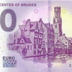 Historic Center of Bruges 2018-1 0 euro