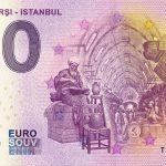 Kapalicarsi - Istanbul 2019-1 0 euro souvenir