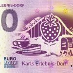 Karls Erlebnis-Dorf 2019-1 0 euro souvenir schein germany banknote