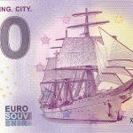 Kiel Sailing City 2018-1 0 euro schein billet souvenir