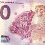 La Foret de Singes 2018-2 rocamadour 0 euro
