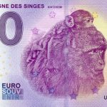 La Montagne des Singes 2018-3 0 euro zero schein billet banknote