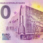 Le Blockhaus D´Éperlecques 2018-2 souvenir 0 euro