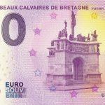 Les Plus Beaux Calvaires de Bretagne 2017-1 pleyben 0 euro souvenir