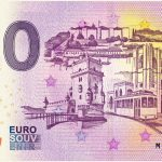 Lisboa 2019-1 zero euro souvenir banknote 0€ billet schein
