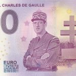 Mémorial Charles de Gaulle 2018-2 schein 0 euro