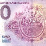 Miniatur Wunderland 2019-6 hamburg 0 euro souvenir zero euro banknote