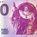 Napoleon 1er 2019-1 0 euro souvenir bankovka zero euro banknotes