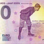 Netherlands – Jaap Eden 2019-1 0 euro souvenir schein netherland dutch sport icons