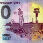 Ostseebad Eckernforde 2020-1 0 euro souvenir banknote germany