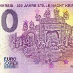 Ried im Innkreis – 200 Jahre Stille Nacht Krippe 2019-1 0 euro souvenir slovensko