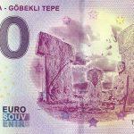 Sanliurfa - Gobekli Tepe 2019-1 0 euro souvenir
