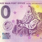 Santa Claus´Main Post Office 2018-1 0 euro