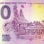 Santa Claus´Main Post Office 2018-2 0 euro